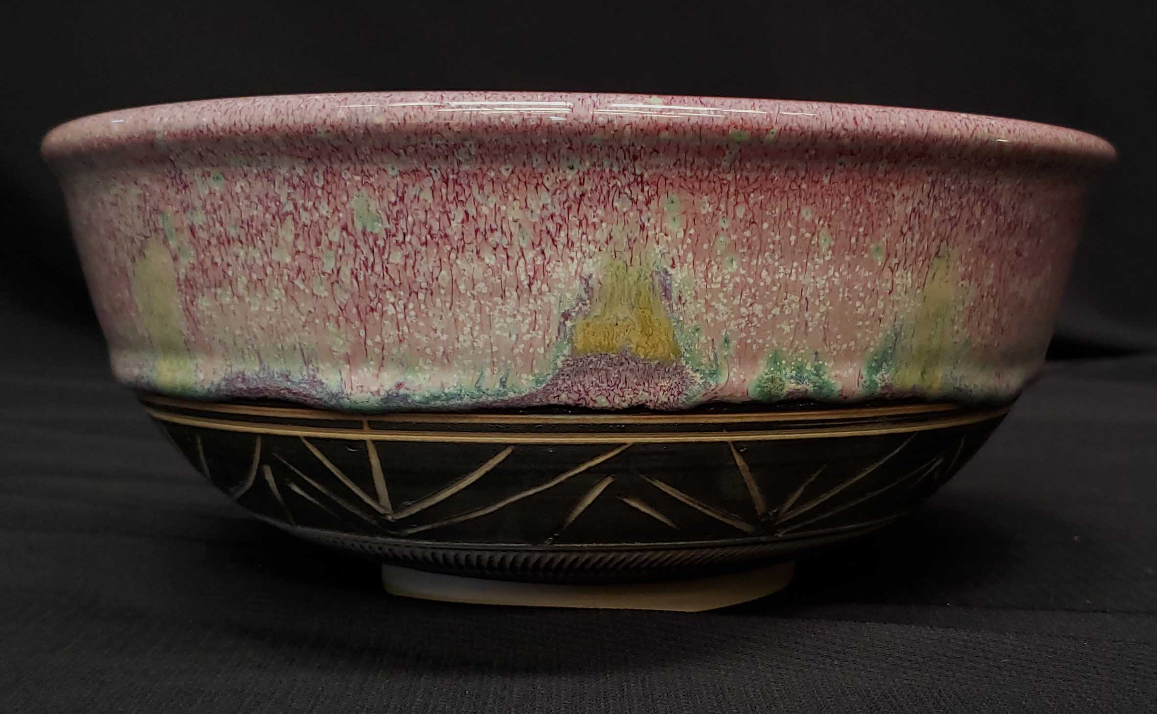 Dan Bennett Porcelain bowl View 2