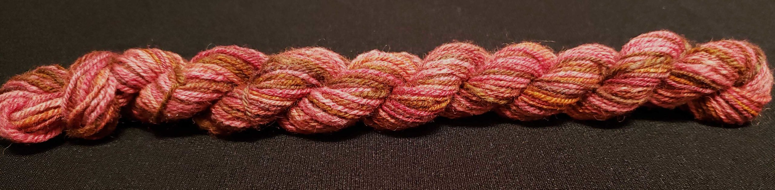 Woolen Handspun Skein 3 ply