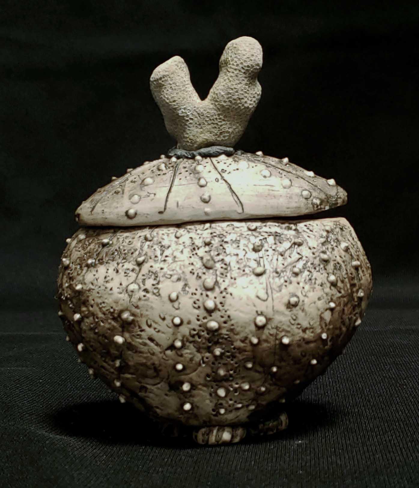 Sea Urchin Jar